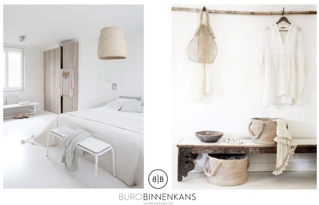 Interieurontwerp slaapkamer Buro Binnenkans