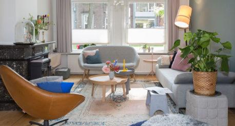 Scandinavisch interieurontwerp Buro Binnenkans
