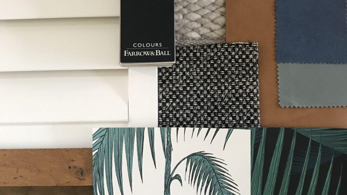 Kleur en materialenadvies interieuronwerp Hoef en Haag Buro Binnenkans