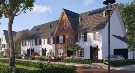 Buro Binnenkans geeft interieuradvies voor nieuwbouw woningen in Hoef en Haag in omgeving Utrecht