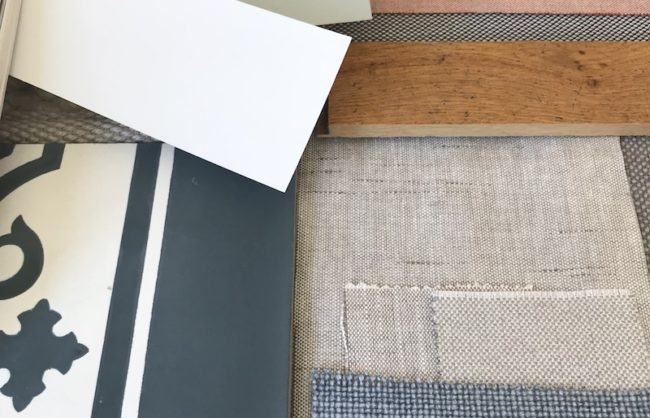 Buro Binnenkans moodboard materialen