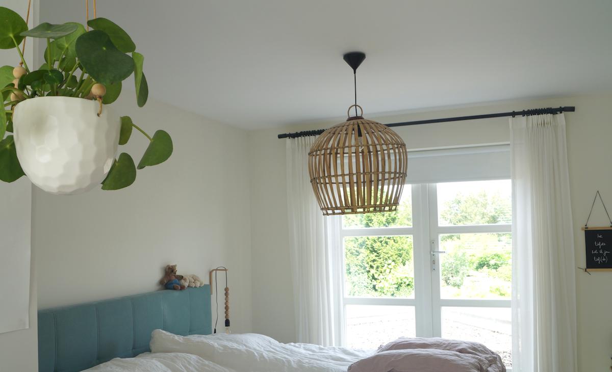 Slaapkamer Scandinavische Stijl : Slaapkamer houten buro binnenkans